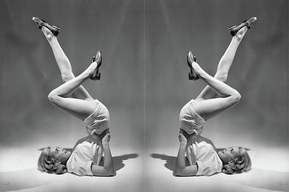 In Essenza - Agnese Anselmi - momento gambe